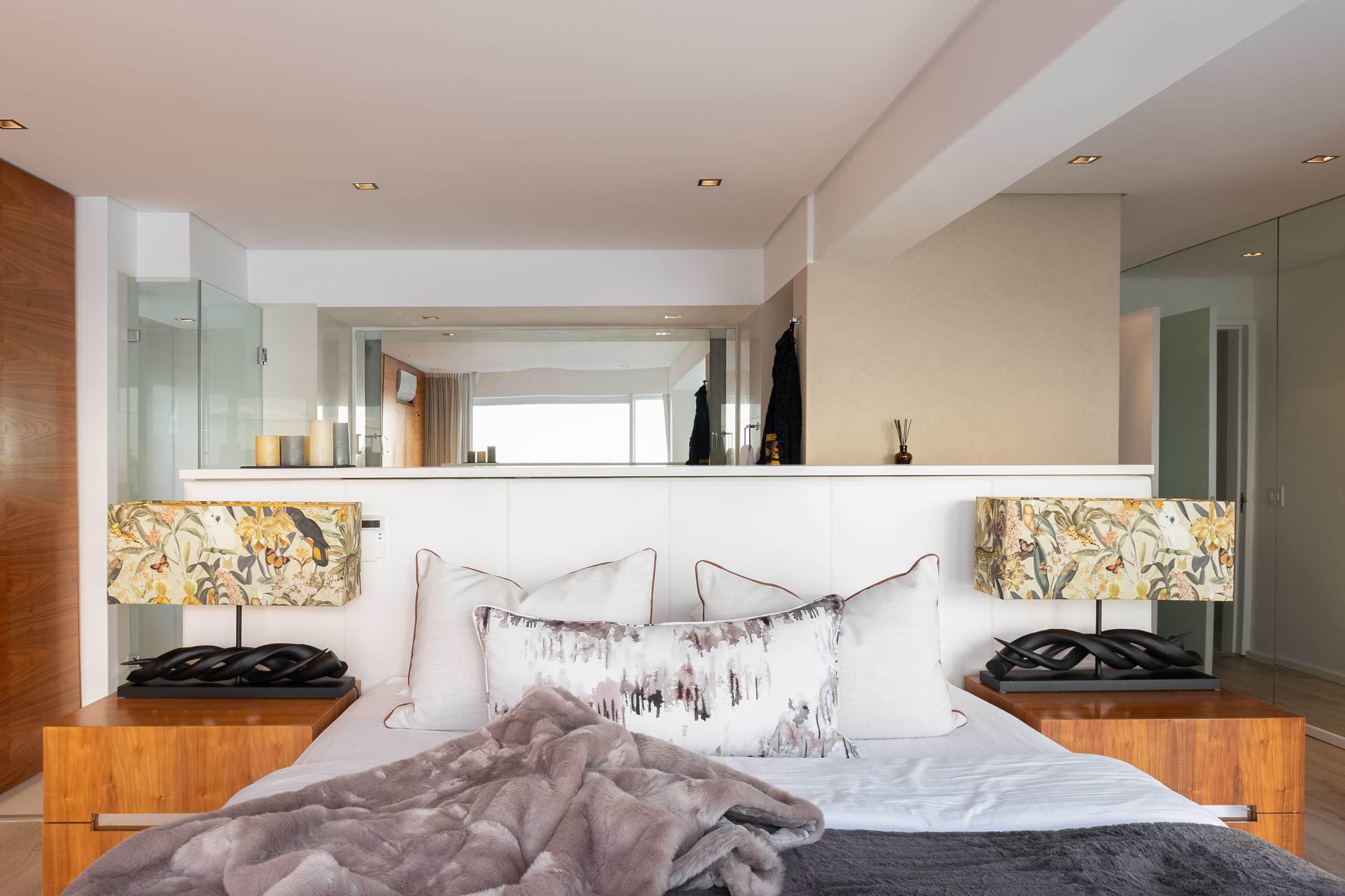 Clifton Beachfront Penthouse  Sea Breeze Bedroom 33