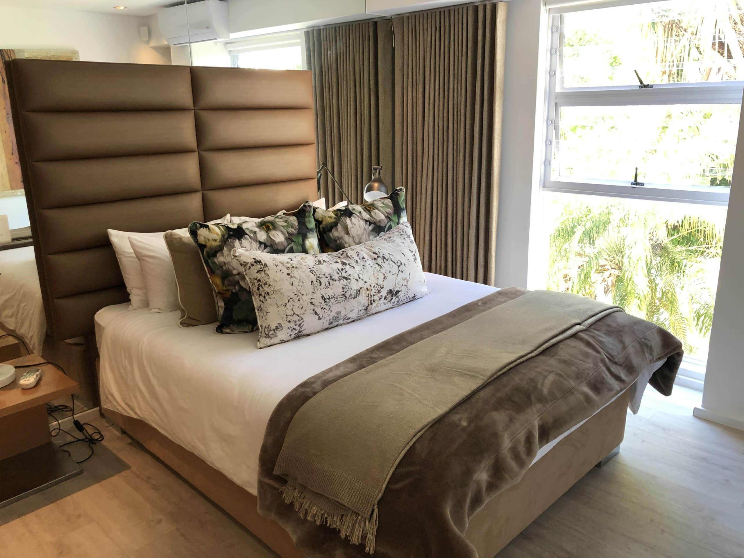 Clifton Beachfront Penthouse Bedroom